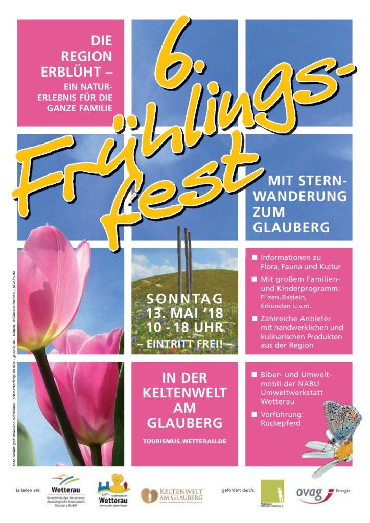 6. Frühlingsfest Glauberg