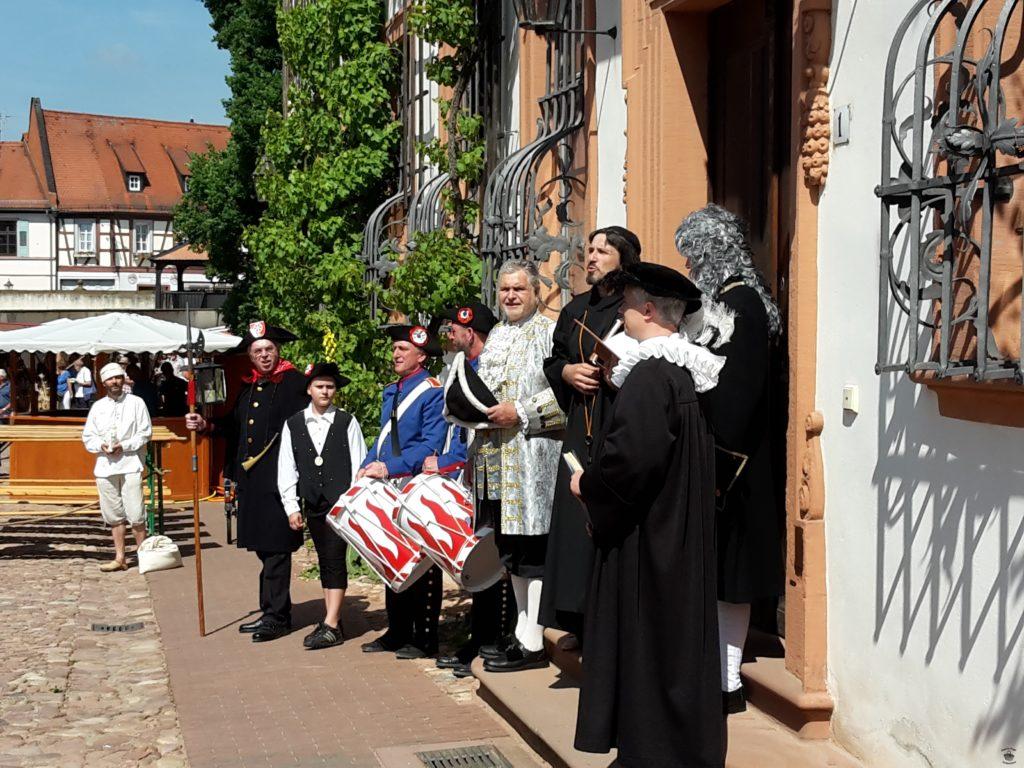 Zunft- und Handwerkermarkt Seligenstadt
